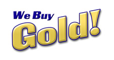 We Buy Gold!